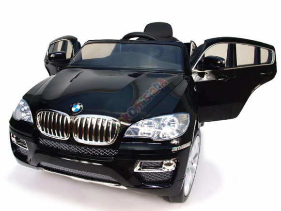 Elektriauto BMW X6 + pult lapsevanemale