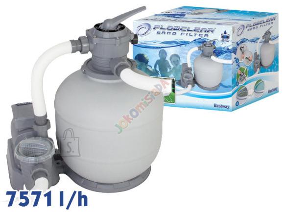 Bestway filterpump liivafiltriga 7571L/h