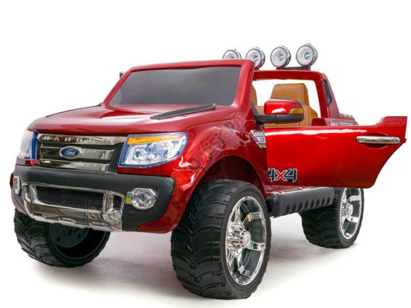 Elektriauto Ford Ranger