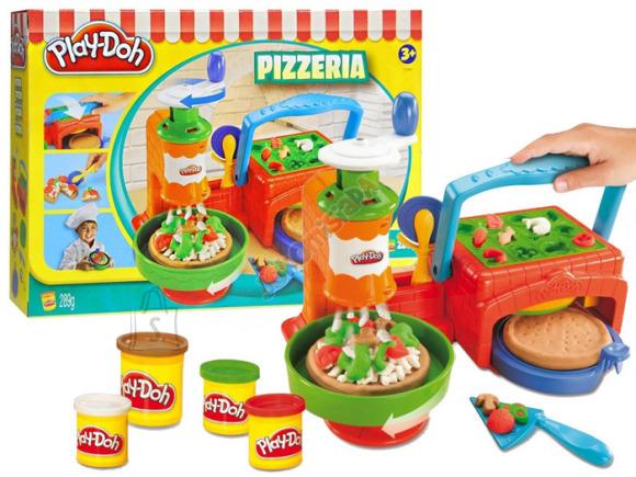 Play Doh Pizzeria