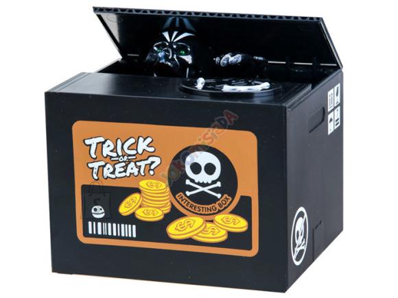 Interaktiivne rahakassa Halloween Harvester