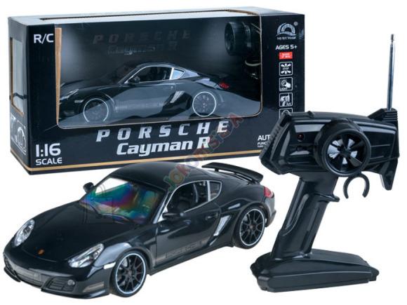 Raadioteel juhitav auto Porsche Cayman R 1:16