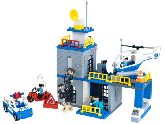 Ehitusklotsid Politseijaoskond