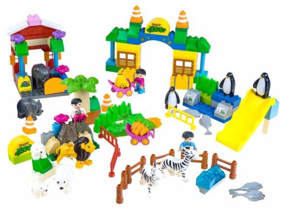 Ehitusklotsid Loomaaed