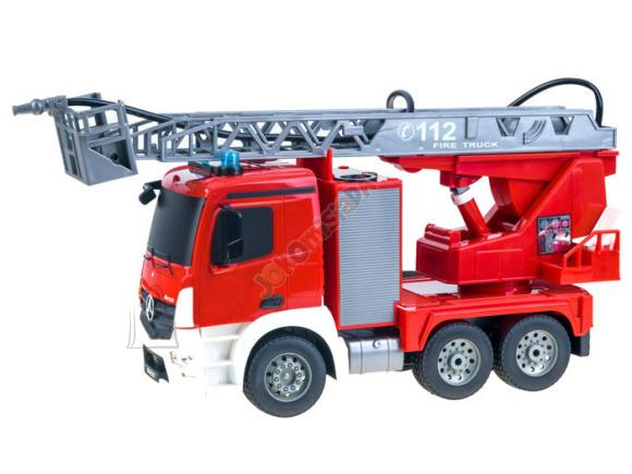 Raadioteel juhitav tuletõrjeauto Mercedes-Benz Antos