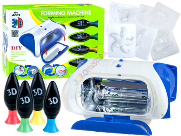 Plastikust mängu 3D printer