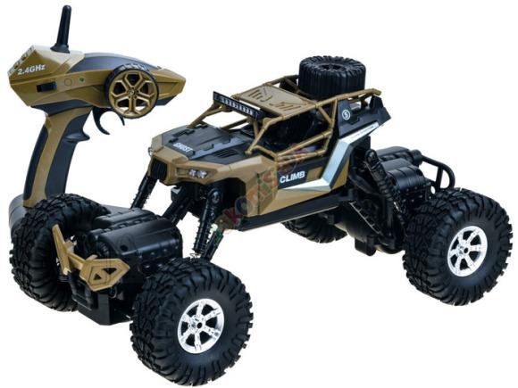 Raadioteel juhitav auto Crazon Ghost 4WD Monster Truck 1:16, 33 cm