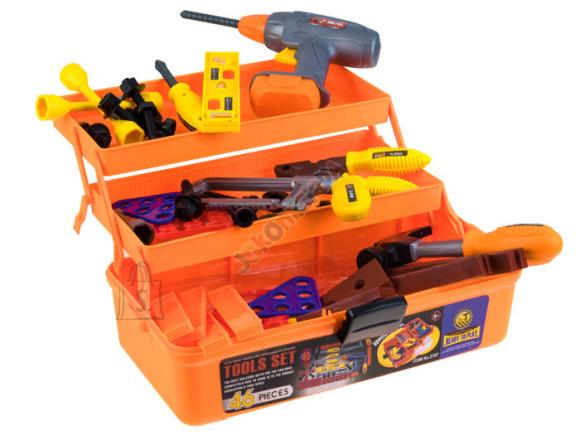 Tööriistakohver tarvikutega