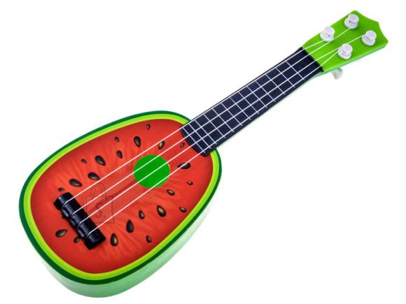 Mängu ukulele Fruit