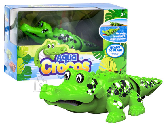 Mängu korokodill Aqua
