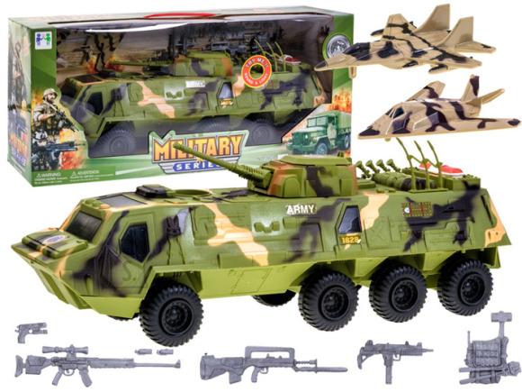 Mängikomplekt militaartransport
