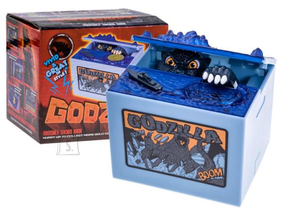 Rahakassa mänguloomaga Godzilla