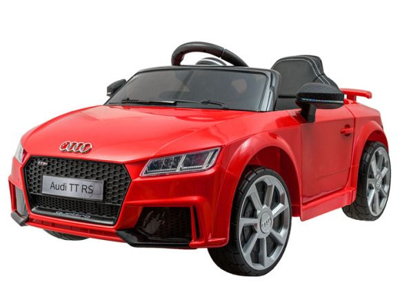 Toy car for AUDI TT RS remote control PA0184 - CZARNY