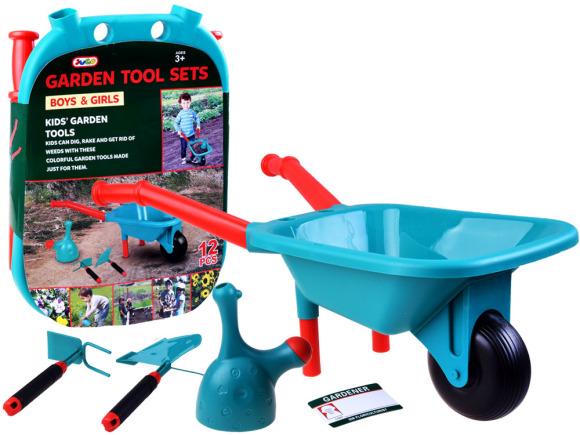 Gardener set for digger ZA2414