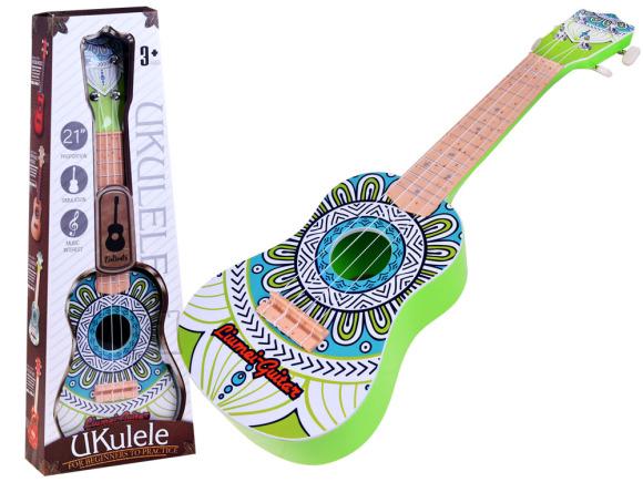 Mängu ukulele roheline