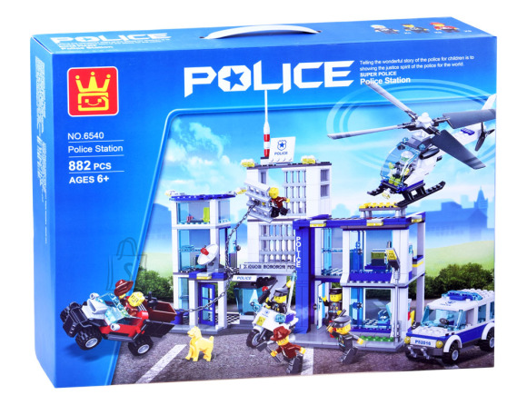 Klotsidekomplekt Politseijaoskond