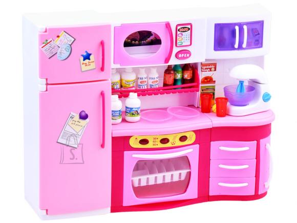 Väike mänguköögikomplekt lastele