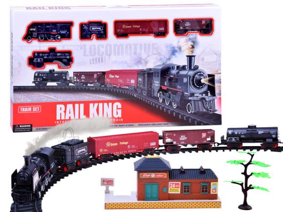 Rongirada Rail King