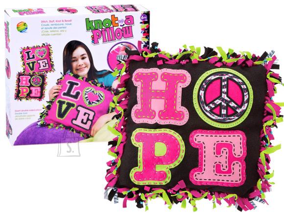 Käsitöökomplekt Värviline padi Hope lastele