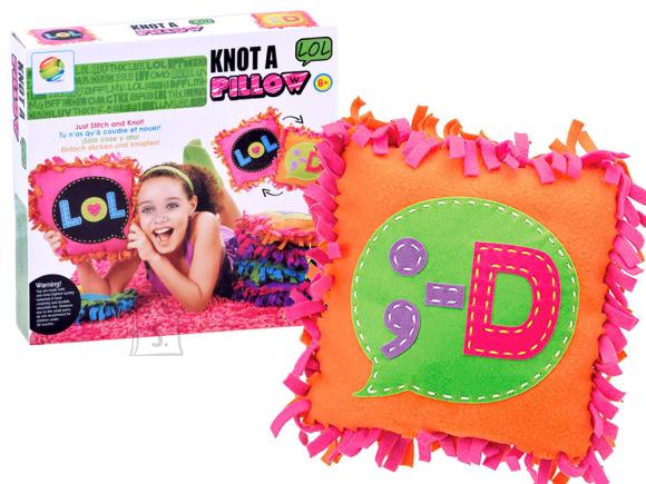 Käsitöökomplekt Värviline padi lastele
