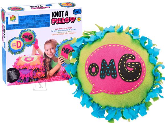 Käsitöökomplekt Värviline padi OMG lastele