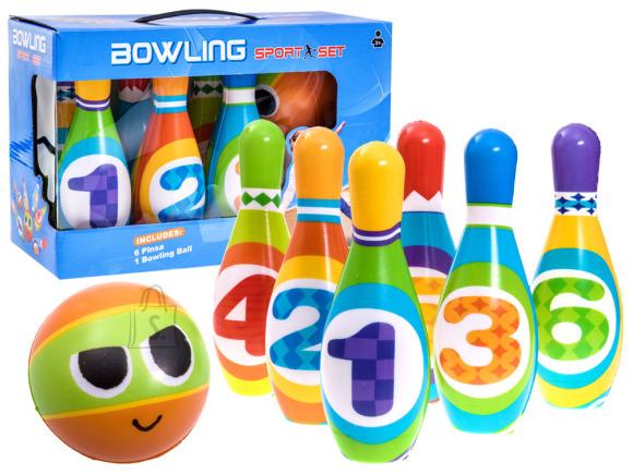 Värviline mängubowling