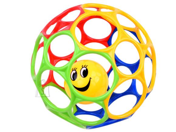 Värviline mängupall lastele