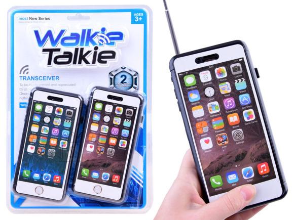 Mängu mobiiltelefon/raadiosaatja Walkie Talkie