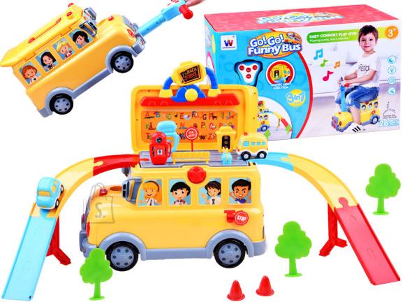 Mängukomplekt Koolibuss