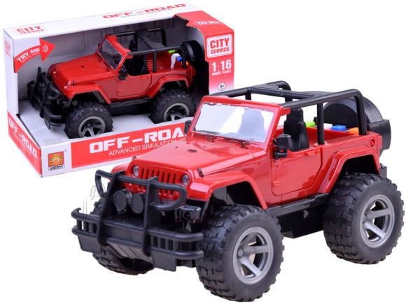 Mänguauto Jeep
