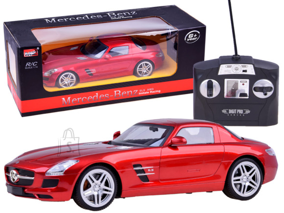 Raadioteel juhitav mänguauto Mercedes AMG RC0429