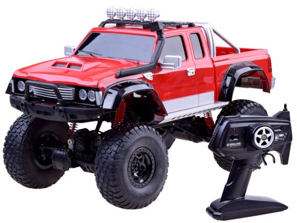 Raadioteel juhitav mänguauto Pickup