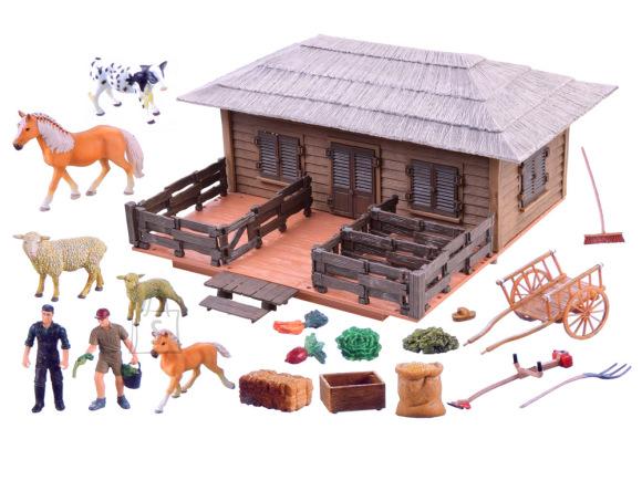Mängukomplekt Loomafarm