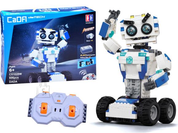 Roboti ehituskomplekt 606 detaili