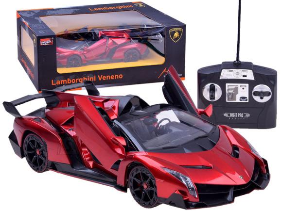Raadioteel juhitav sportauto Lamborghini