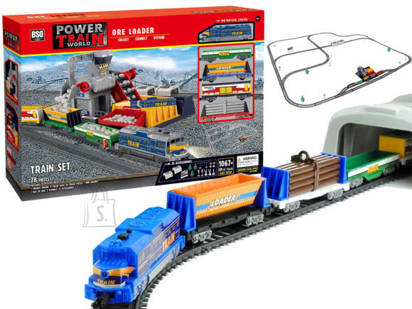 Mängurong Power Train World