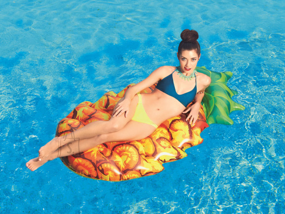 Bestway inflatable MATTRESS FRUIT for swimming 43159