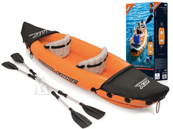 Bestway inflatable kayak LITE-RAPID X2 oars 65077