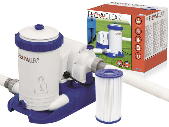 Bestway Filter pump for the pool 9,463L 58391