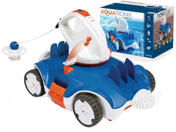 Bestway automatic vacuum cleaner for pool 58482