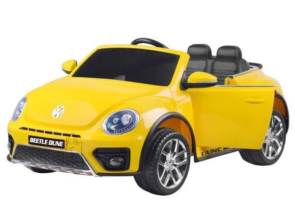 Elektriauto Volkswagen Beetle Dune kollane