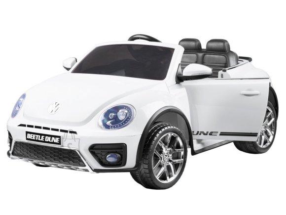 Elektriauto Volkswagen Beetle Dune valge
