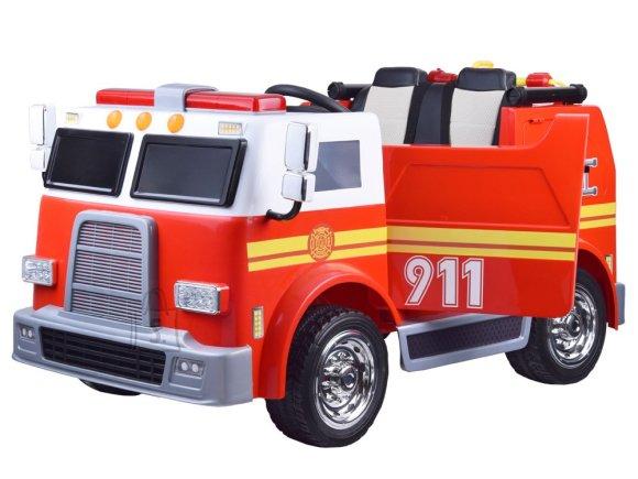 Elektriline tuletõrjeauto