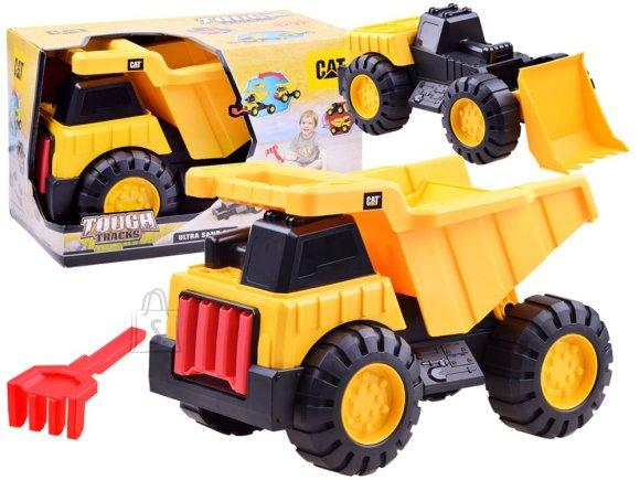 Mänguauto Kallur/traktor + reha