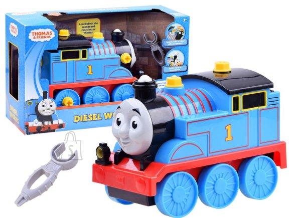 Mänguvedur Thomas