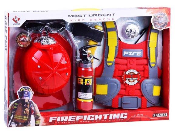 Tuletõrje komplekt lastele
