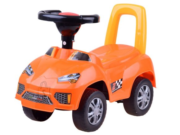 Pealeistutav auto oranž