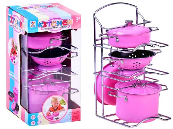 Söögivalmistamisnõude komplekt lastele