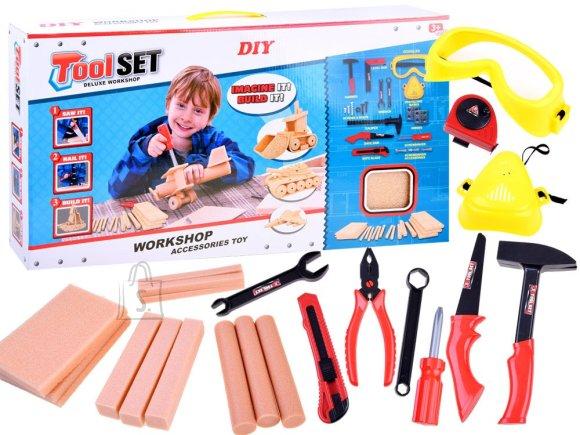 Mängu tööriistakomplekt lastele