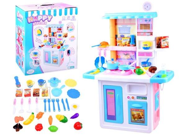Mänguköögi komplekt rõõmus köök